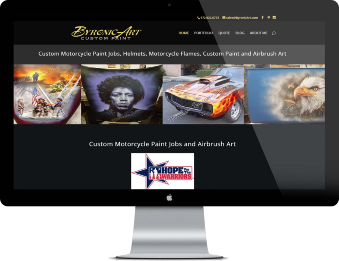 Dallas Website Design - Worry Free Web Design and SEO - Roanoke TX 76262