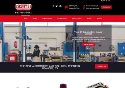 Scottys Automotive Repair and Collision