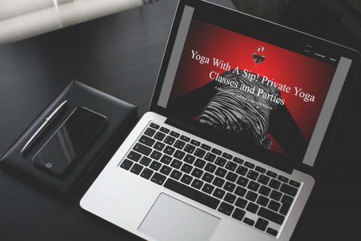 yogawithasip-Black on Black MacBook Pro (1)